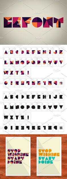 Gefont. Sans Serif Fonts. $3.00