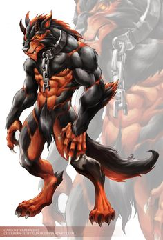 Welcome to the World of Fantasy! Fantasy Races, Fantasy Warrior, Furry Wolf, Furry Art, Anime Wolf, Fantasy Kunst, Fantasy Art, Werewolf Art, Monsters