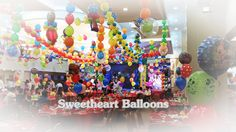 "Sweetheart Balloons, where joyful thoughts and delightful happenings all come hand in hand.  Sweetheart Balloons has made a name for generations with only one thing in mind, ""Total customer satisfaction"".    823 Salazar Street Binondo, Manila, Philippines   Jevon G. Tan Tel No. (02) 524-9882 (02) 241-9917 (02) 985-0078 (02) 215-9970  Mobile:  Sun:       09228908682 Globe:     09178908628 Smart:     09209266448 Balloon Clusters, Balloon Ceiling, Manila Philippines, Sleepless Nights, Happenings, Save Yourself, Joyful, Globe, Balloons"