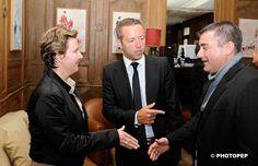 Quand RFM rencontre Le Barroco par l'entremise de Prestige & Excellence.  Avec Carole Montegut et Ariel Gerard