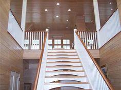 Neat Stair Design!