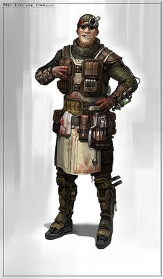 Pin by junk-san on post apocalyptic images постапокалипсис, Male Character, Character Portraits, Character Concept, Character Design, Post Apocalypse, Apocalypse World, Steampunk, Edge Of The Empire, Cyberpunk Rpg