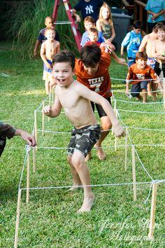 a boy's army birthday party www.jestphoto.net More