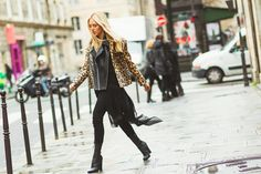The Best Leopard Jacket