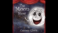 Carmen Gloria's The Moon Show is a delightfully fun choice for young astronomers, along with any reader ready to shine brightly in the world! Book Trailers, Astronomy, Childrens Books, Good Books, Moon, Movie Posters, Kids, Solar System, Ebooks