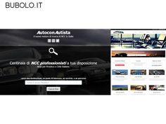 ANNUNCI GRATIS Auto con Autista - ANNUNCI GRATIS Bubolo