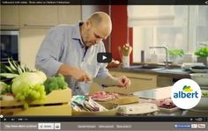 rolada pohlreich Plastic Cutting Board, Pork, Youtube, Easter, Pork Roulade, Pigs, Youtubers, Youtube Movies