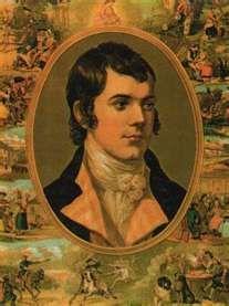 Robert Burns, the Scottish Bard