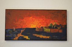 Gozo Cathedral ~ Stuff and Spice Cathedral, Spice, Painting, Art, Spices, Painting Art, Cathedrals, Paintings, Kunst