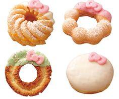 Hello Kitty Donuts ( ´ ▽ ` )ノ