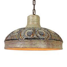 Located using retrostart.com > Hanging Lamp by Jette Hellerøe for Axella Denmark