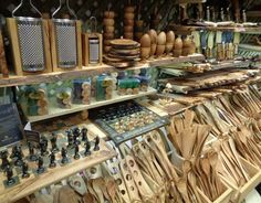 Spirit-of-olive-wood--our-shop-11 Us Shop, Corfu, Multimedia, Greece, Spirit, Wood, Shopping, Greece Country, Woodwind Instrument
