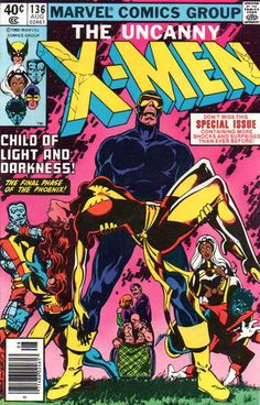 Cover for The X-Men (Marvel, 1963 series) #136 [Newsstand Edition]