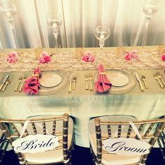Sage green + pale pink with touches of ivory for an event showcase March 2015