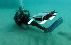 Robot moet zeebodem gaan afspeuren op scheepswrakken, koraal en andere objecten - http://visionandrobotics.nl/2015/10/05/robot-moet-zeebodem-gaan-afspeuren-op-scheepswrakken-koraal-en-andere-objecten/