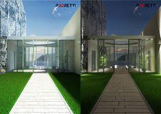 Concept ingresso #render #design #idea Mansions, House Styles, Design, Home Decor, Decoration Home, Manor Houses, Room Decor, Villas