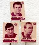 Ajax spelers speldje