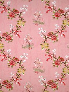 DecoratorsBest - Detail1 - Scala WP81627-004 - Floreale - Tea Rose - Wallpaper - DecoratorsBest
