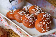 Biscuit moelleux au chocolat sablé italien   Aux delices du palais