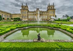 Blenheim Palace | by James Neeley