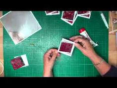 Quad Easel Cards (card-making-magic.com), via YouTube.