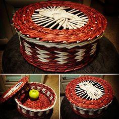 Шкатулочка #плетениеизгазетныхтрубочек #товарыдлядома #своимируками #заказ #напродажу #handmadesurgut #surgutcity #weddingsurgut #новогоднийподароксургут #подароксургут