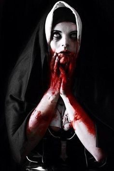 zombie nun