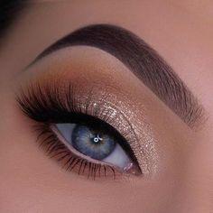 Cute Eye Makeup, Pink Eye Makeup, Creative Eye Makeup, Eye Makeup Steps, Makeup Eye Looks, Beautiful Eye Makeup, Eye Makeup Art, Natural Eye Makeup, Eyeshadow Makeup