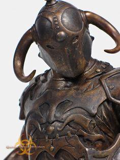 Bronze Dealer by *QuarantineStudio on deviantART