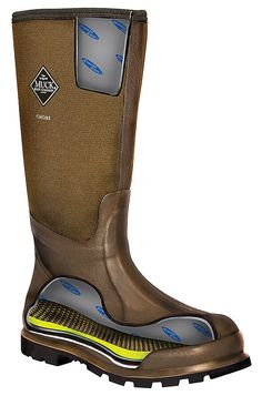 The Original Muck Boot Company Woody Sport Cool Rubber Work Boots for Men   Bass Pro Shops: The Best Hunting, Fishing, Camping & Outdoor Gear