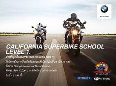 🗣️🗣️คุณกล้าพอหรือเปล่า ถ้าคุณกล้าพอ ต้องนี่เลย!!! กิจกรรม BMW Motorrad Track Experience Powered By California Superbike School  #พิเศษ! #เฉพาะลูกค้า #S1000RR #S1000R   ▶️ณ สนาม Chang International Circuit Buriram  ▶️ในราคาเพียง 10,000 บาท (จากปกติ 35,000 บาท)  ▶️ในวันที่ 24 หรือ 25 กุมภาพันธ์ 2561  #สมัครและสอบถามข้อมูลเพิ่มเติมได้ที่  (080) 711-2714  หรือโทร 042-327-555  #แพ็กเกจรวม: - โปรแกรมการเรียน 1 วันเต็มกับทีม California Superbike School (เลือกระหว่างวันที่ 24 หรือ 25 กุมภาพันธ์…