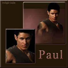 Paul - New Moon - Twilight Wolf Pack, Twilight Saga, Paul Lahote, Alex Meraz, Vampire Twilight, New Moon, Werewolf, Hunger Games, Vampire Diaries