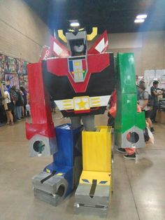 Dreamworks' Voltron Legendary Defender. Cosplay Costume.