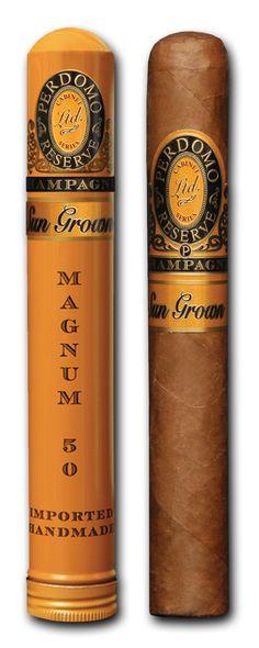 Perdomo Champagne Sun Grown Magnum Tubo