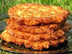 Placki tarte z dyni Cooking Recipes, Healthy Recipes, Polish Recipes, Polish Food, Appetisers, Food Design, Appetizer Recipes, Bacon, Food Porn