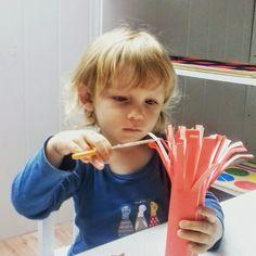 Work for little hands.
