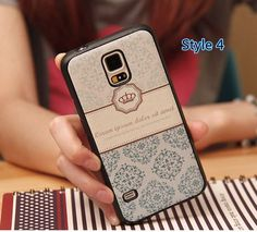 Cheap Cute Silicone Samsung S5 Cover Samsung Phone S5 Cases SGS02 | Cheap Cell-phone Case With Keyboard For Sale