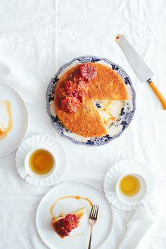 Dorie's Yogurt Cake with Blood Orange Caramel | Not Without Salt | Bloglovin'