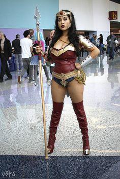 Wonder Woman Centurion #WonderCon2014