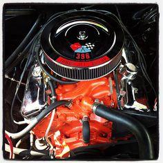 396/350horse Turbo-Jet, QuadraJet 4Bbl/Hydraulic Lifter Chevrolet BigBlock