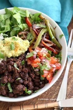 Chicken Burrito Bowls Recipe on Yummly yummly recipe
