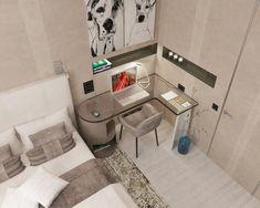 Стильный дизайн 38 кв м - Дизайн интерьеров | Идеи вашего дома | Lodgers