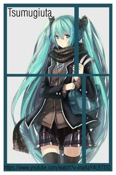 """Tsumugiuta"" by nyankitty123 ❤ liked on Polyvore featuring art"