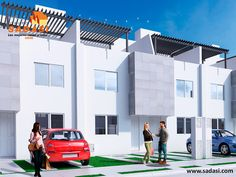 #gruposadasi LAS MEJORES CASAS DE MÉXICO. En nuestro desarrollo Tres Cantos, encontrará su mejor opción de vivienda. Nuestro modelo SANTIAGO, cuenta con tres niveles de amplios espacios donde se distribuyen sala, comedor, cocina, desayunador, 3 recámaras, estudio, estancia de TV, 3 baños y medio, roof garden y estacionamiento para 2 autos. En Grupo Sadasi le invitamos a comprar su casa en nuestros desarrollos de Puebla, donde le encantará vivir. info@trescantospuebla.com