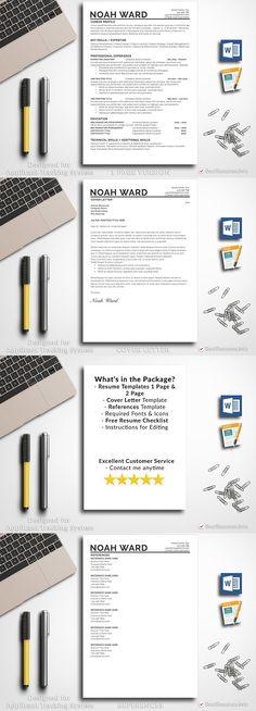Resume Professional Resume Templates Pinterest Professional