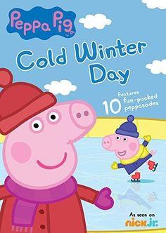 John Sparkes (voice) & Lily Snowden-Fine (voice) & Mark Baker & Neville Astley-Peppa Pig: Cold Winter Day Â