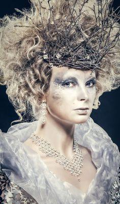 Ice Queen of Narnia www.anttikarppinen.com