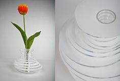 vaso lady clay