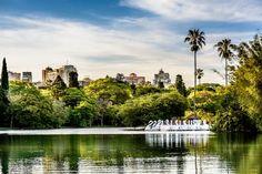 Parque Farroupilha ou Redenção, em Porto Alegre. Visite o BrasilGuias