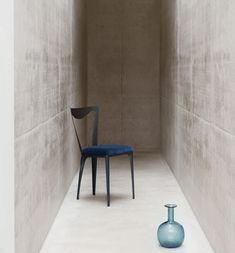 Tiffany Chair   #interiordesign #furnituredesign #britishdesign #diningchair #tomfaulkner
